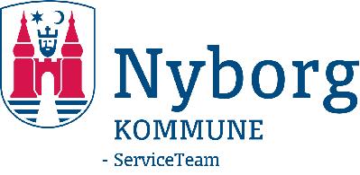 ServiceTeam, Nyborg Kommune logo