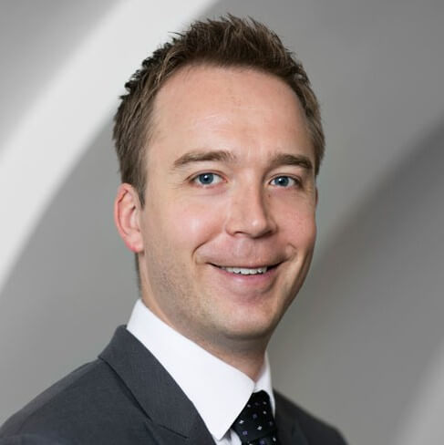 Jacob Barkfeld, lawyer at Danske Service