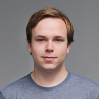 René Dyhr, Frontend developer at CleanManager